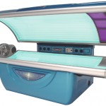 Low-pressure Tanning Bed